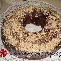 Σοκολατένιο κέικ με γιαούρτι