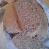 Ψωμί ολικής άλεσης ζυμωτό