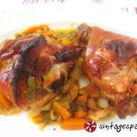 Μαρινάδα για χοιρινό κότσι ή χοιρομέρι