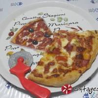 Ζύμη για πίτσα 2