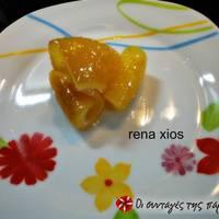 Γλυκό κουταλιού λεμόνι