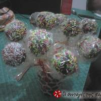 Θεϊκά Cake Pops