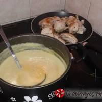 Κοτόσουπα μυρωδάτη