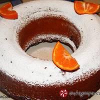 Μυρωδάτο κέικ με ελαιόλαδο και πορτοκάλι