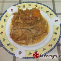 Λάχανο με κρέας