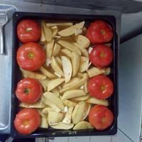 Ντομάτες γεμιστές με κιμά