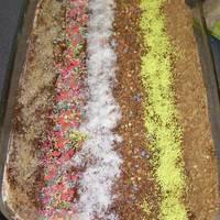 Κρέμα με μπισκότα και νουτέλα