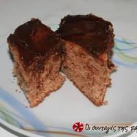 Ζουμερό κέικ σοκολάτα