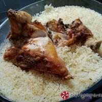 Κοτόπουλο με ρύζι