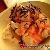 Παγωτό Γιαούρτι - βύσσινο