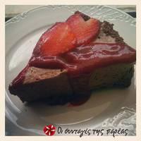 Πανεύκολη σάλτσα φράουλας