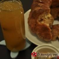 Εύκολη μαρμελάδα Μήλο Κανέλα