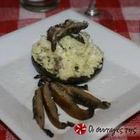 Ριζότο με μανιτάρια porcini