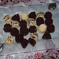 Σοκολατάκια με γλυκό κεράσι