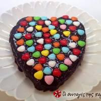 Γλάσο σοκολάτας θεϊκό από Στ. Παρλιάρο