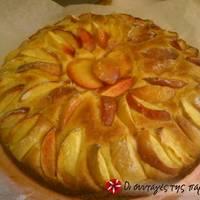 Βανίλια κέικ