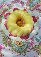 Δροσερό γλυκό με ροδάκινο και ανανά!