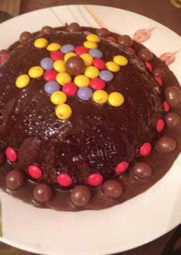Σοκολατένιο μωσαϊκό με μπισκότα
