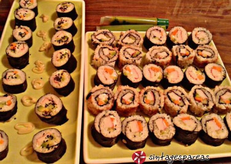 """Maki Rolls για """"Ασιατικές"""" βραδιές"""