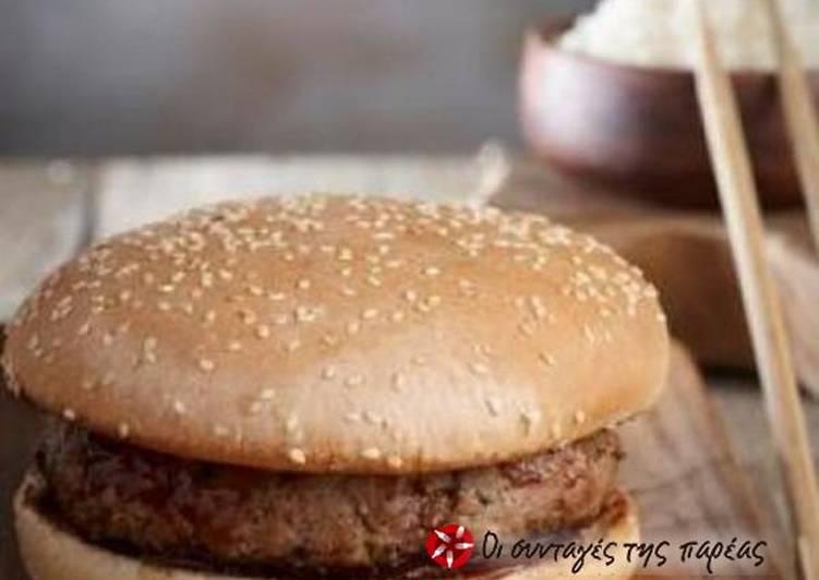 HAMBAGU. Ένα Burger από την Ιαπωνία