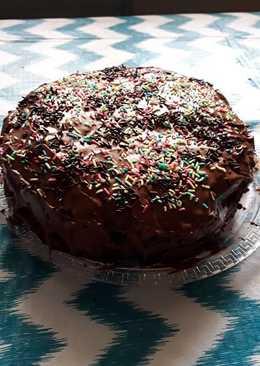 Κέικ με αλεύρι ολικής αλέσεως