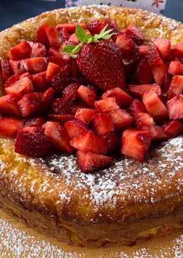 Κέικ καλαμποκιού