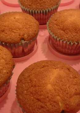 Βασική συνταγή cupcakes
