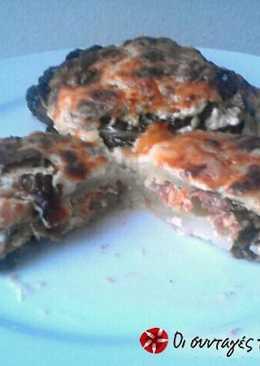 Φακελάκια με λάχανο Σαβοΐας