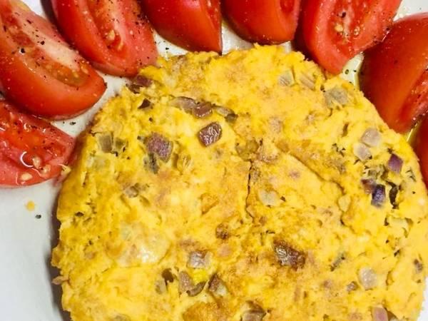 Τορτίγια με τόνο και κρεμμύδι, 🇪🇸