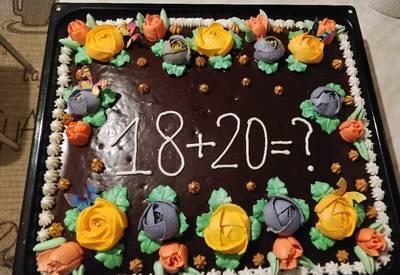Σοκολατένιο κέικ νηστίσιμο