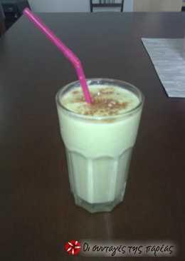 Avocado smoothie / Χυμός Αβοκάντο