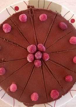 Τούρτα μους σοκολάτα