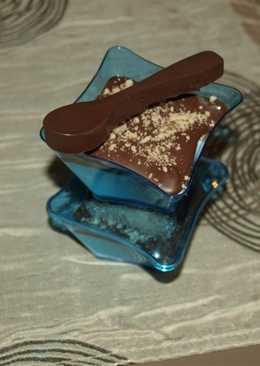Ρυζόγαλο με σοκολάτα