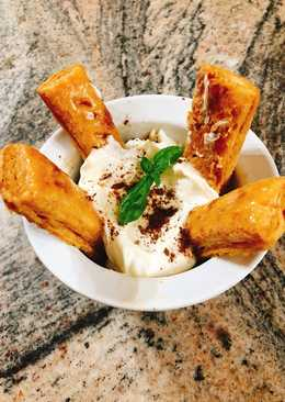 Tiramisu γιαουρτιού καρύδας