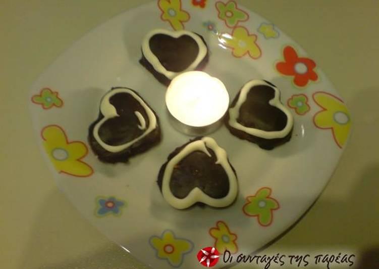 Μπισκότα από κουραμπιέδες