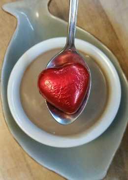 Μους σοκολάτας με γιαούρτι μόνο με 3 υλικά!!!