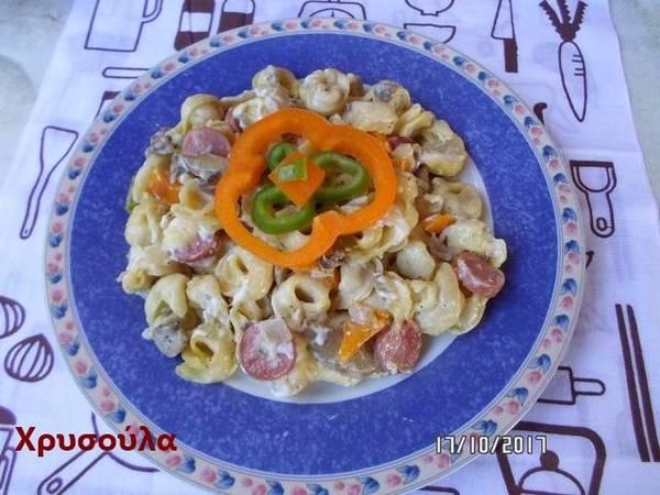 Τορτελίνια φούρνου special