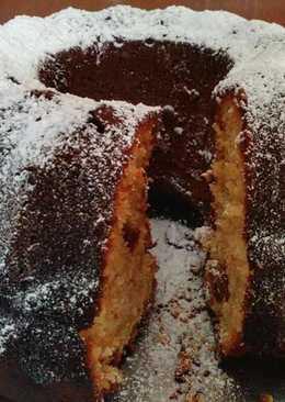 Κέϊκ με Cranberries, Σταφίδες και Ινδοκαρυδο
