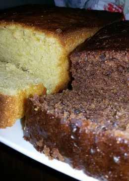 Αφράτο και εύκολο κέικ