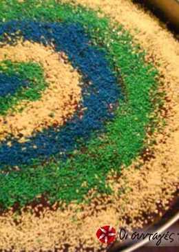 Αφράτο κέικ καρύδας