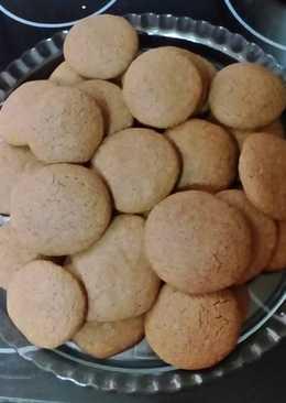 Σπιτικά μπισκότα με κακάο :
