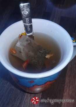 Τσάι με καυτερές πιπεριές - αφέψημα