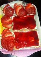 Μαρμελάδα φράουλα η ωραιότερη
