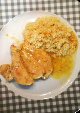 Κοτόπουλο φιλέτο στο αντικολλητικό..ελαφρύ πιάτο για #δίαιτα