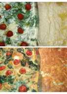 Εύκολη τεμπέλικη τυρο_σπανακόπιτα..Χωρίς φύλλο..!! #εξετάσεις