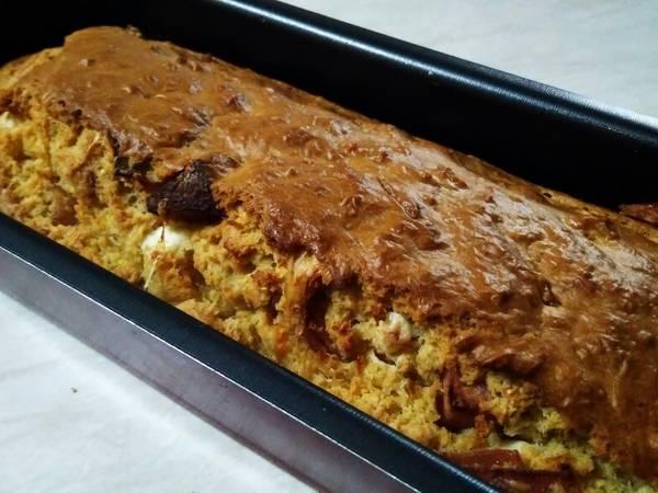 Αλμυρό κέικ για να βγείτε ασπροπρόσωποι!