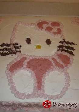 Τούρτα Hello Kitty 3