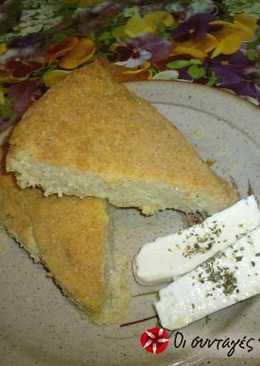 Ψωμί Καλαμποκίσιο Λειψό