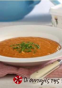 Τοματόσουπα βελουτέ