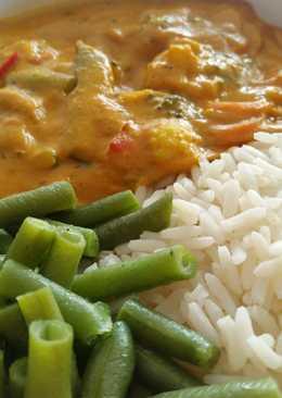 Σάλτσα γιαουρτιού με Curry, μουστάρδα και κίμινο